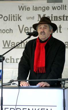 Wolfgang Effenberger in Kaufbeuren, 2021