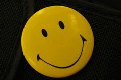 Smiley: Gehirn sieht ein Gesicht. Bild: flickr.com, Ged Carroll