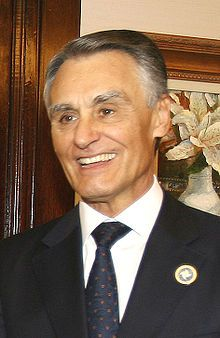 Aníbal Cavaco Silva Bild: Ricardo Stuckert/PR / de.wikipedia.org