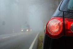 Starker Nebel: Autonome Fahrzeuge haben Probleme