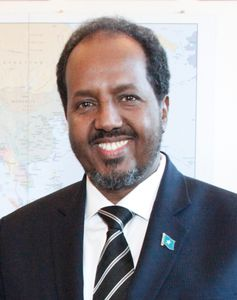 Hassan Sheikh Mohamud (2013)