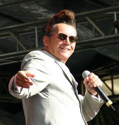 Götz Alsmann beim Kölner Ringfest 2005