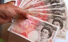 Pfund: Engländer haben Rekord-Schulden. Bild: Images_of_Money, flickr.com
