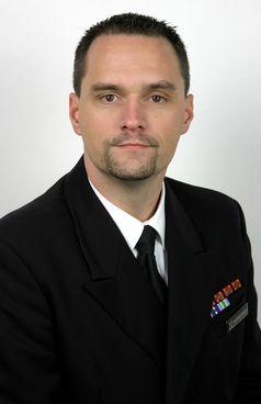 Fregattenkapitän Weisensee Bild: Bundeswehr