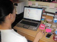 Surfen auf Facebook: Tool zeigt Privacy-Risiken. Bild: flickr.com, English106