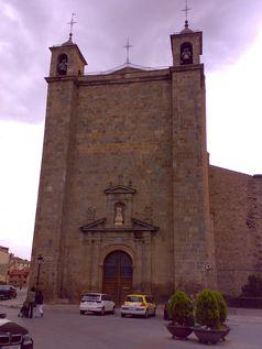 Basilica of Nuestra Señora de los Milagros, Ágreda