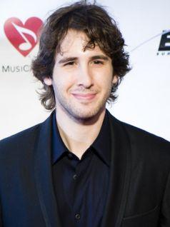 Josh Groban im Februar 2009