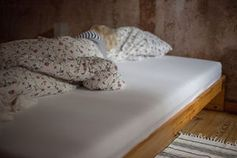 Bett: Diabetikerinnen schlafen oft unruhig.