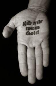 Forderungen von Lehman-Gläubigern womöglich überzogen. Bild: aboutpixel.de, Ronald Leine