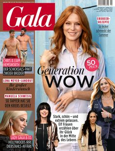 "GALA Cover 22/2020 (EVT: 20. Mai 2020) /  Bild: ""obs/Gruner+Jahr, Gala"""