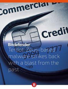 Bild: Kostenlos erhältlich: Bitdefender Whitepaper mit Details zum Trojaner Terdot