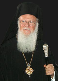 Patriarch Bartholomäus I.