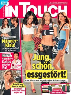 """Cover InTouch 3/2018 / Bild: """"obs/Bauer Media Group, InTouch/InTouch"""""""