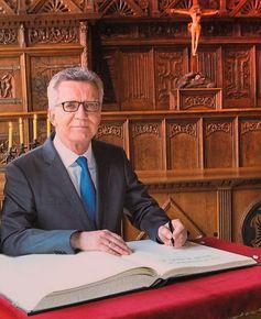 Thomas De Maizière (2017)