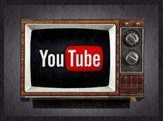 TV-Gerät: Fernsehen deklassiert YouTube. Bild: clasesdeperiodismo, flickr.com