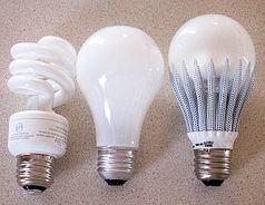Glühbirnen: Weiterentwicklung hilft der Arbeitsleistung. Bild: Flickr/Trenttsd
