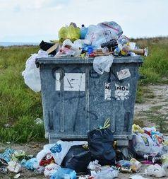 Plastikabfall: Recycling wird zunehmend teurer.