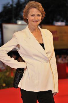 Charlotte Rampling bei den 66. Filmfestspielen von Venedig 2009