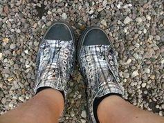 Schuhe: Strafzölle teilweise rechtswidrig. Bild: pixelio.de/Falk