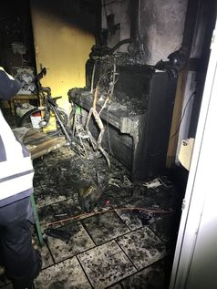 Bild: Feuerwehr Herford (ots)