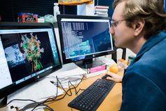 Analyse von Proteinen: Forscher nutzen PlayStation 3 (Foto: foldingathome.org)