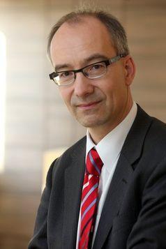 Roland Staude Bild: DBB Beamtenbund und Tarifunion