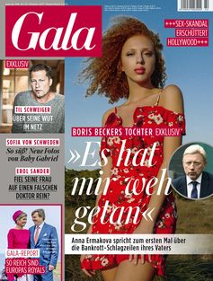 """Cover GALA Ausgabe 42 (EVT 12.10.2017) / Bild: """"obs/Gruner+Jahr, Gala"""""""