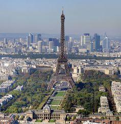 Eifelturm in Paris (Symbolbild)