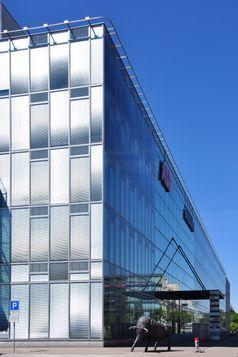Sitz der ABB in Zürich-Nord
