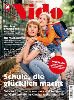 """Cover NIDO 05_18 / Bild: """"obs/Gruner+Jahr, Nido"""""""