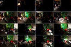 Viele Aufnahmen: Daraus entsteht später ein perfektes Bild. Bild: cornell.edu