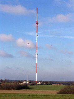 Rundfunk-Sendemast