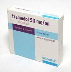 Schmerzmittel mit dem Wirkstoff Tramadol