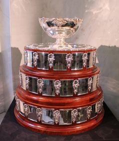 Davis Cup: Die Trophäe