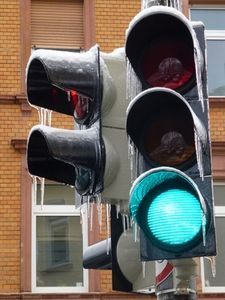Ampel: Physische Signalgeber sollen ersetzt werden. Bild: pixelio.de, G. Hanßen