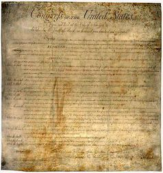 Die Bill of Rights der Vereinigten Staaten (Verfassung)
