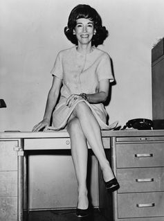 Helen Gurley Brown in 1964