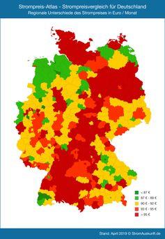"""Bild: """"obs/Stromauskunft.de/StromAuskunft.de / Heidjann GmbH"""""""