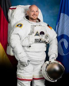 Alexander Gerst  (2017)