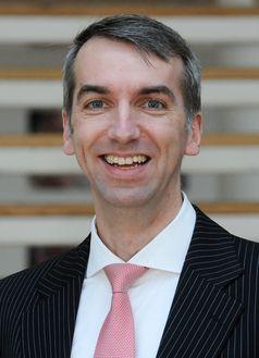 "Dr. Marzellus Hofmann. Bild: ""obs/Universität Witten/Herdecke/APPELHANS"""