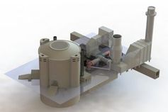 Computeranimation des neuen Ziegelstein-Wärmespeichers. Bild: web.mit.edu