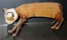 Katzenmumie Bild: de.wikipedia.org