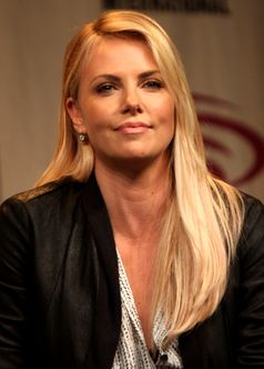 Charlize Theron, 2012