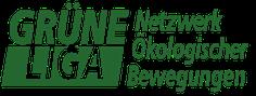 Die Grüne Liga (Eigenschreibweise: GRÜNE LIGA) Logo
