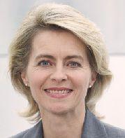 Ursula von der Leyen / Bild: ursula-von-der-leyen.de