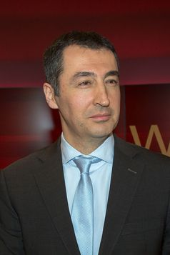 Cem Özdemir (2016)