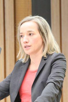 Kristina Schröder 2012 in Tübingen