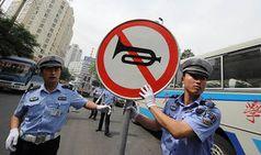 Straßenpolizei: Gerüchte haben Folgen. Bild: flickr/Beijing Patrol