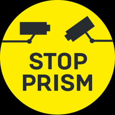 """Logo Initiative """"Rechtsanwälte gegen Totalüberwachung"""""""