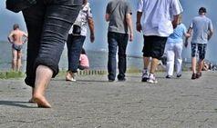Übergewichtige: Zwillinge liefern neue Erkenntnisse. Bild: pixelio.de, neroli